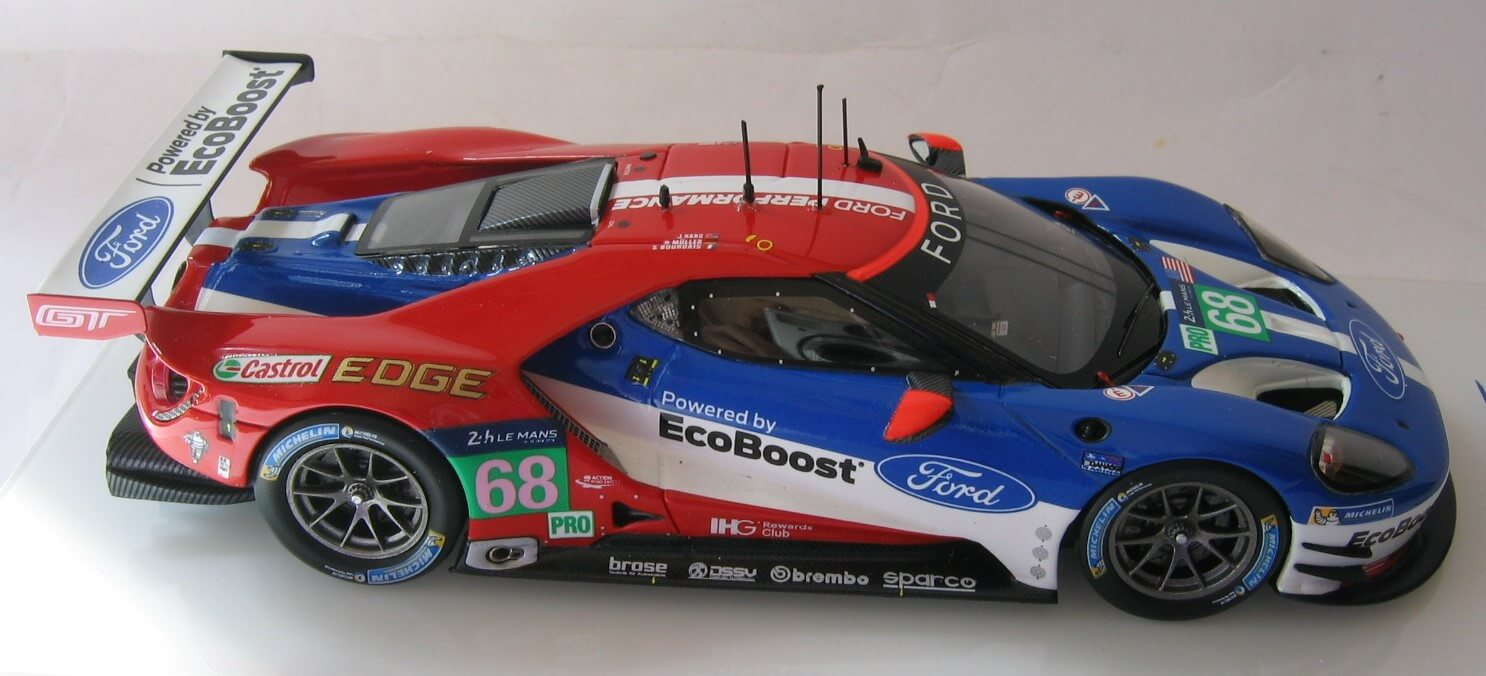 Ford GT Le Mans Class winner