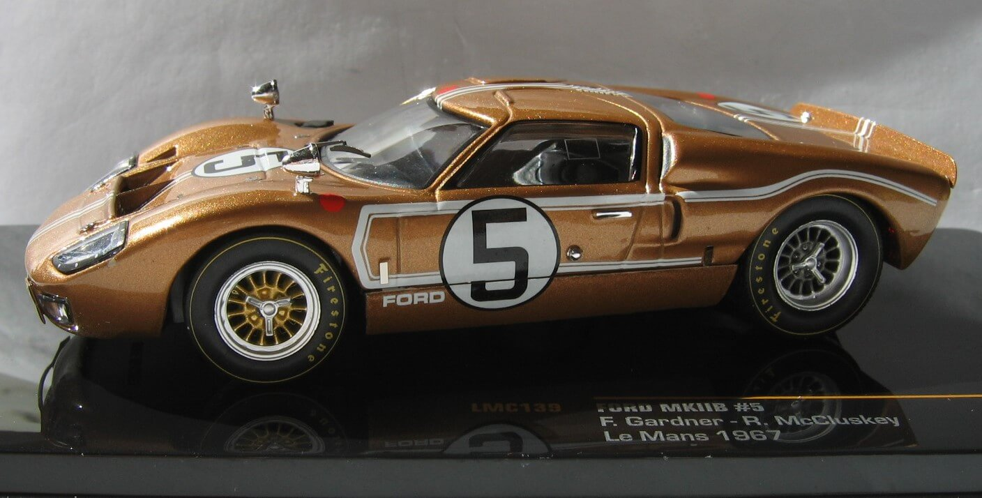 Ford GT40 Le Mans 1967