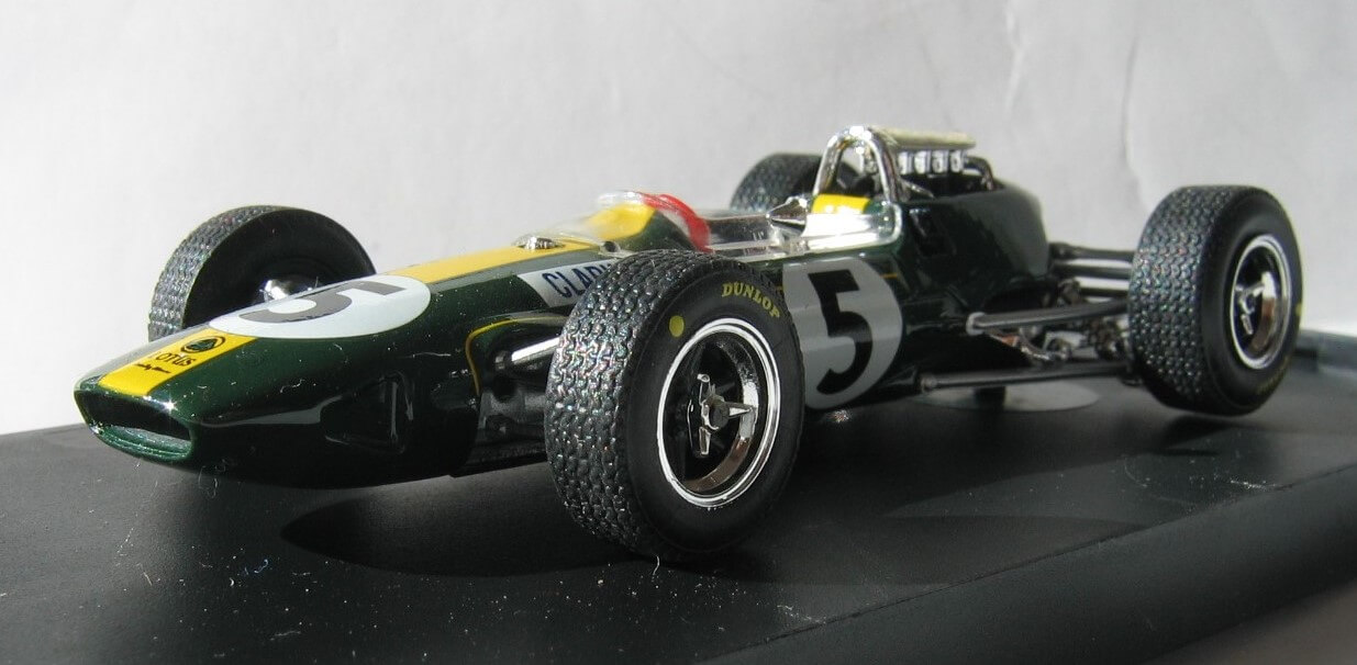 Lotus Climax 33 1965