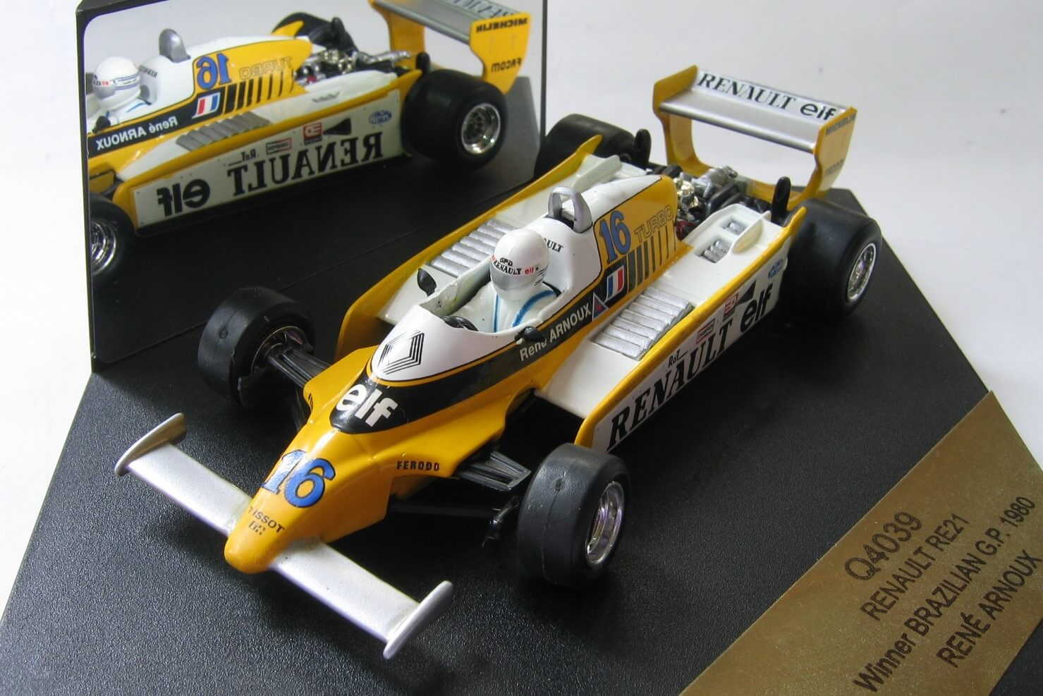 Renault RE21